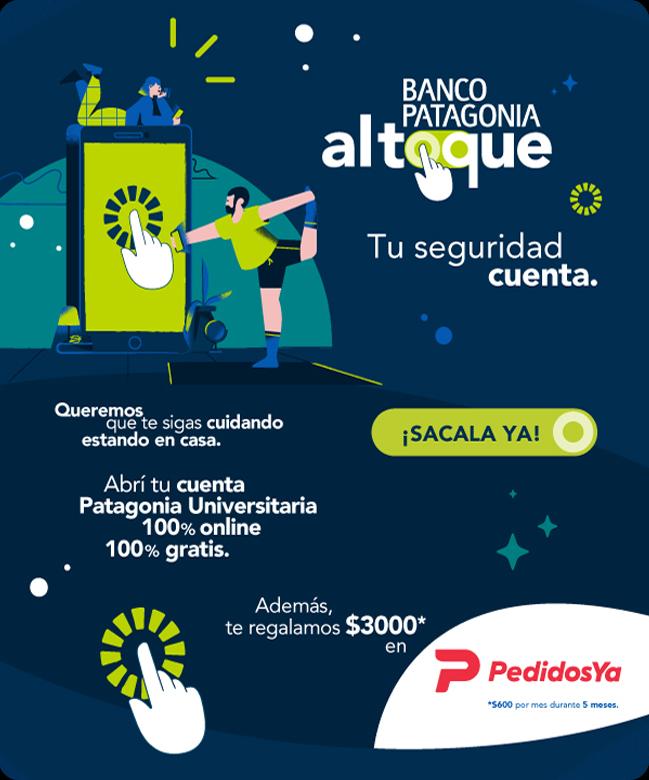 Folleto Patagonia
